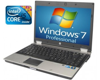 Hp Elite Book 8440p Core i5 2.56Ghz | Core i7 supported