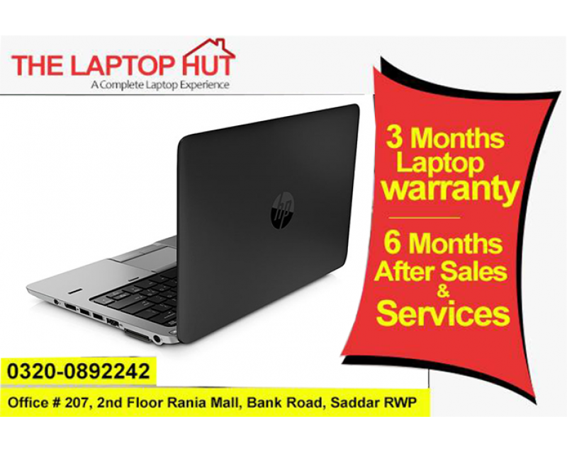 Hp EliteBook 820 ( 4th Generation ) | 4-GB PCL3 Ram 500-GB HDD