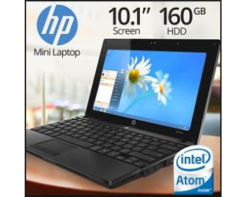 "Hp Intel Atom ( Mini Laptop ) 10"" HD Display"
